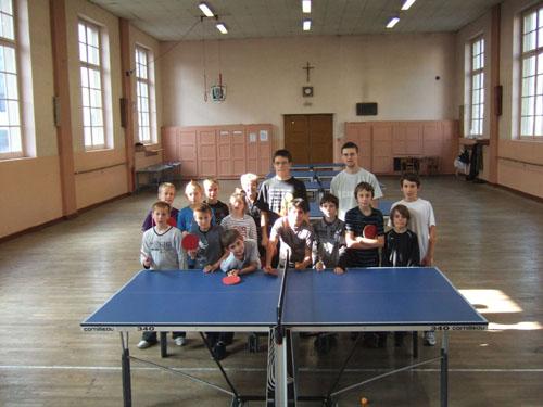 Saint michel morteau le tennis de table - Resultat tennis de table hainaut ...